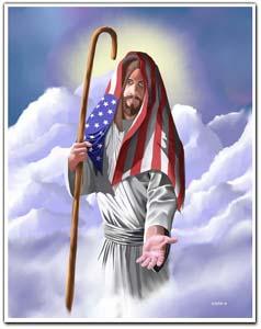 Jesus flag